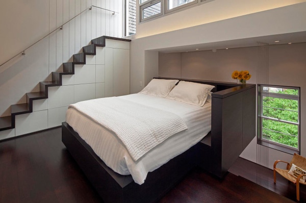 Manhattan Micro Loft by Specht Harpman Architects in main architecture  Category