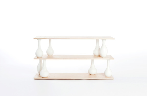 Vase Shelves by Bakery Studio in home furnishings  Category
