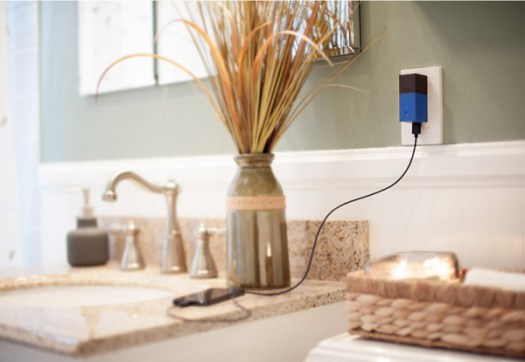 BOLT: A Small Wall Charger & Battery Backup in One in technology Category
