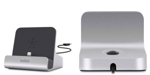 3 Charging Docks For the New iPhone 6 and iPhone 6 Plus in technology main Category