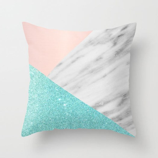 Fresh From The Dairy: Modern Throw Pillows