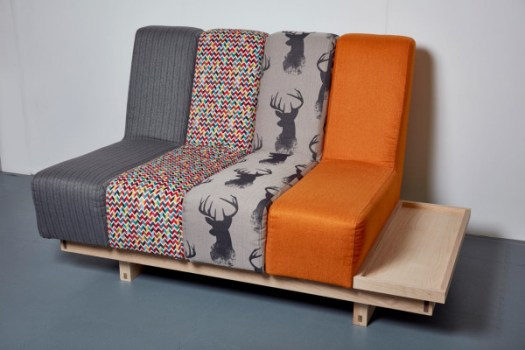Addax by Matthew Pope, winner of the New Designers 100% Design Award