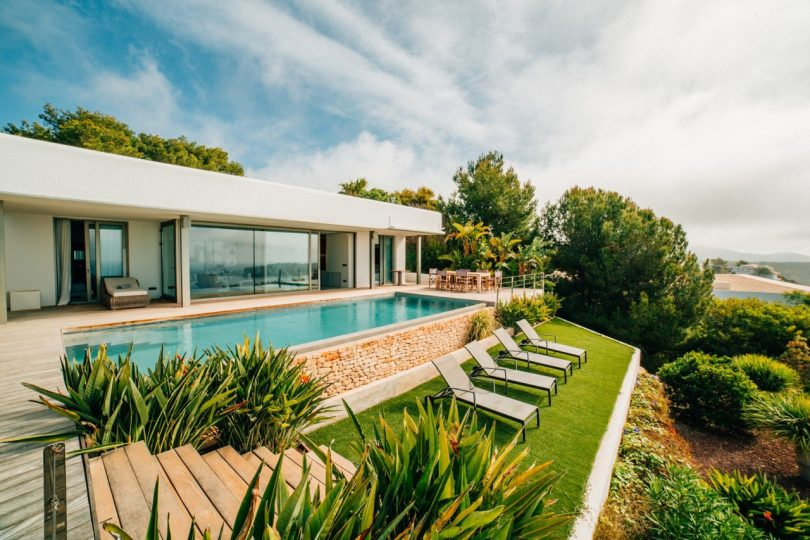 Jet Away to Island Life In Ibiza at the San Jose Eco Hotel