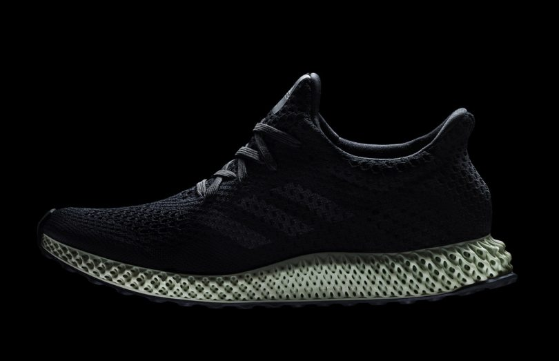 Adidas Futurecraft 4D is the 3D Printed Sneaker Revolution Realized