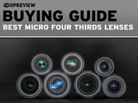 Best lenses for Micro Four Thirds