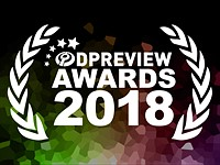 Our favorite gear, rewarded: DPReview Awards 2018