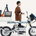 Cake Osa Electric Utility Motorcycle Can Function As An Off Grid Mobile Studio Digital Photography Review