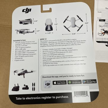 Leaked details about DJI's Mini SE reveal it may be DJI's most affordable drone yet