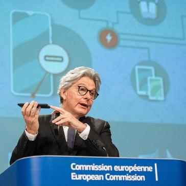 EU proposes legislation requiring USB-C charging ports on devices, including iPhones and digital cameras