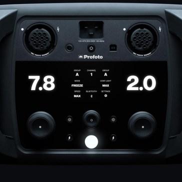Profoto's $17K Pro-11 flash pack gets AirX connectivity