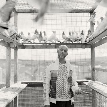 Slideshow: Large format film portrait series wins Sony World Photography Awards