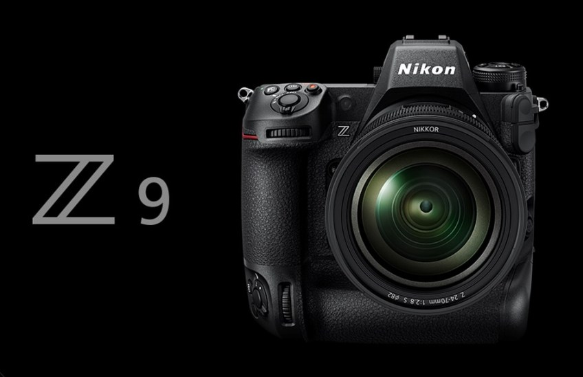 Nikon confirms its Z9 mirrorless camera will have a dual-pivoting display