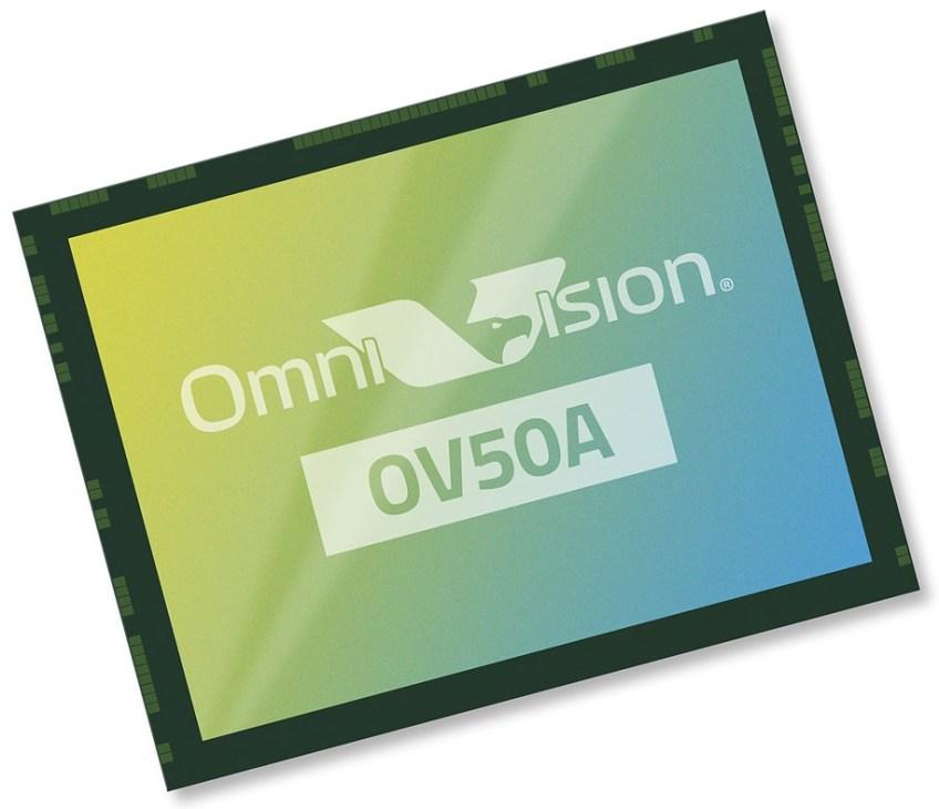 OmniVision's new 50MP OV50A smartphone sensor promises 'DSLR level' phase detection autofocus performance: Digital Photography Review