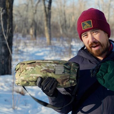 DPReview TV: This G-Tech hand warmer can keep you—and your batteries—warm in winter conditions
