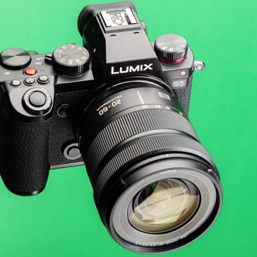Panasonic Lumix DC-S5 review