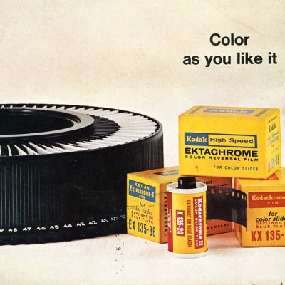 The absolute beginner's guide to film photography: Color slide film