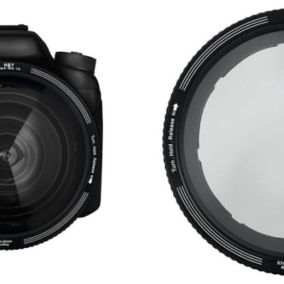 H&Y Filters announces Revoring Black Mist filter that fits almost any lens without step-up rings