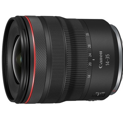 Canon launches RF 14-35mm F4 L IS USM wide-angle zoom lens