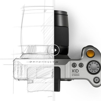 Video: Hasselblad discusses its design philosophy for the X System