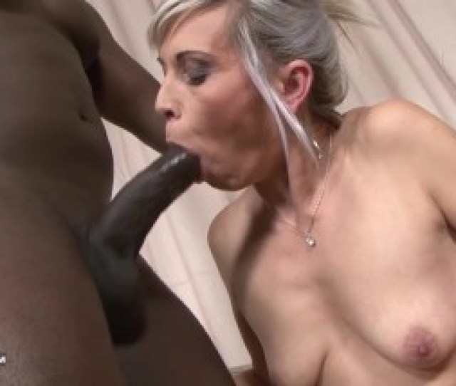 Black And Milky Big Black Cock Jism Guzzling Hoe Luvs Massive Dark Hued Weenie In