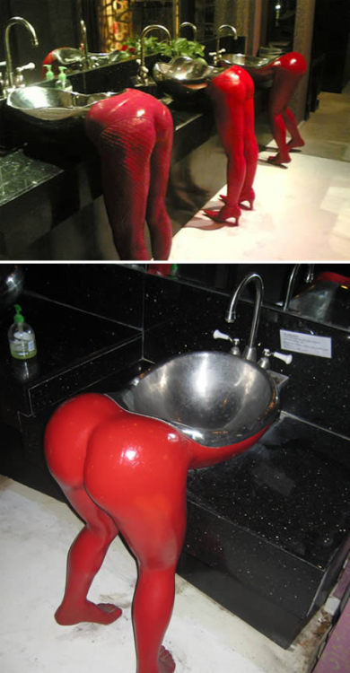 Scandalous Sinks