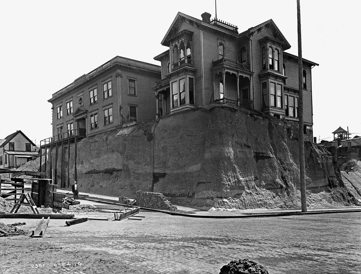 Image result for seattle mound houses