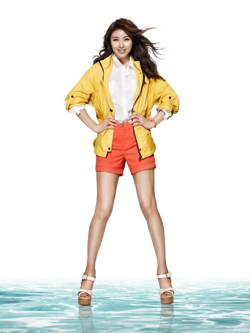 Ha Ji Won Is Stunning In An Eye Popping Photoshoot For