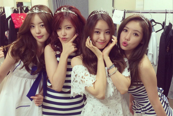 Secret's Contracts With TS Entertainment Ending In October, Renewal Uncertain