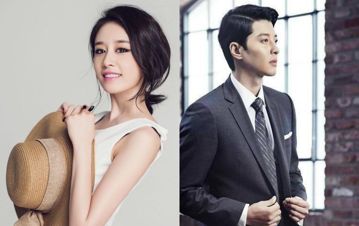 Park-Jiyeon-Lee-Dong-Gun 7 Selebriti Korea Ini Membuktikan Bahwa Perbedaan Usia Yang Jauh, Tak Menjadi Penghalang Dalam Menjalin Hubungan