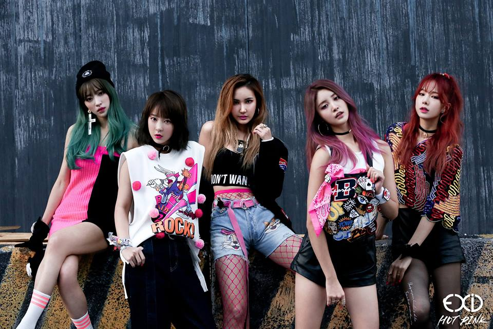 EXID Confirmed to Make Comeback in June