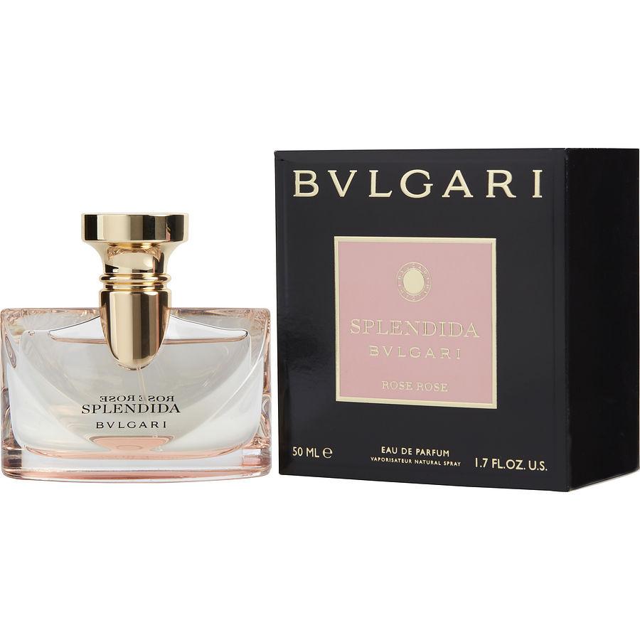 Bvlgari Splendida Rose Rose Eau De Parfum For Women By