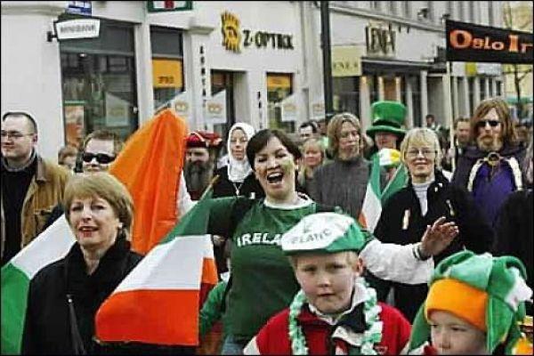Bli med på irsk folkefest i Oslo - Reiselivsnyheter - VG