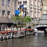 【世界遺産】【ベルギー・ブルージュ】ベルギーの古都ブルージュが美しい!水と融合する美しい街並みは見逃せない!|20.20