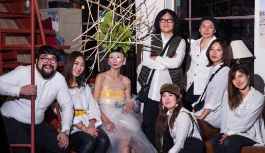 伝統と革新!SHIBUYA TSUTAYA20周年のアートワークを飾った噂のアーティスト集団「衣・化・花」とは!?