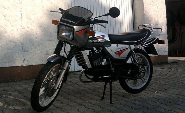 Zuendapp-GTS50