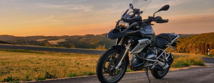 BMW R1200 GS LC K50 Bj 2013