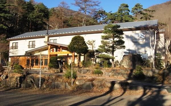天狗温泉「浅間山荘」体験記