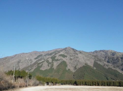 日本二百名山「毛無山」(麓より地蔵峠経由周回)
