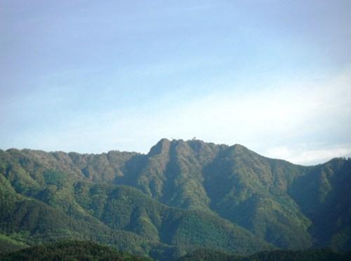 日本二百名山「三ツ峠山」(いこいの森公園よりピストン)