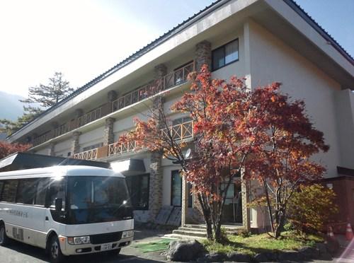 日光湯元温泉「奥日光高原ホテル」体験記