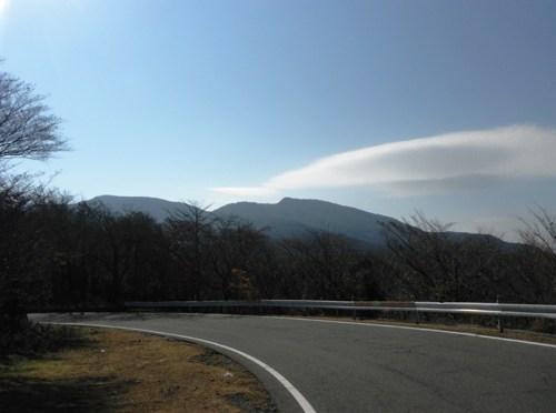 日本百名山「天城山」(天城高原ゴルフ場より万二郎岳・万三郎岳周回)