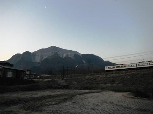 日本二百名山「武甲山」(奥武蔵アルプスはなかなかハード)