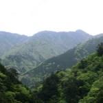 日本三百名山「黒法師岳」(等高尾根ピストン)