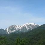 日本百名山「越後駒ヶ岳(魚沼駒ヶ岳)」(敗退記録)