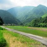 日本百名山「荒島岳」(勝原より旧下山コース)