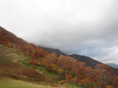 日本百名山「谷川岳」(天神尾根よりトマの耳まで)