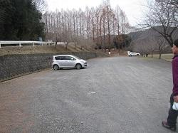 愛川ふれあいの村駐車場