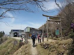 「西島」駅