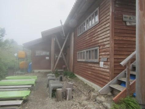 県営光岳小屋