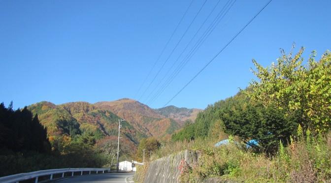 日本百名山「恵那山」(広河原ルートピストン)